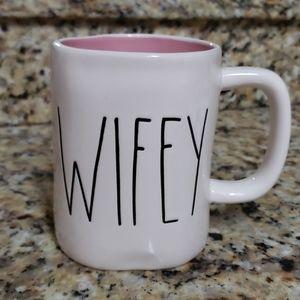 Rae Dunn Artisan Collection Wifey Mug